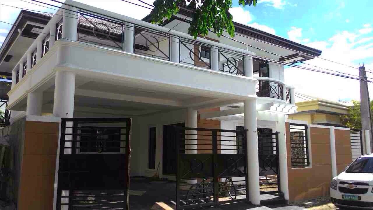 Newly Renovated House And Lot For Sale At Sta. Cecilia Village Better Living  Subdivision Paranaque