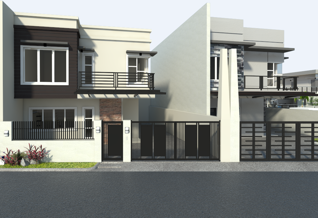 For Sale Brand New Duplex Townhouse Better Living FOR SALE: 2 Storey  Townhouse Location :
